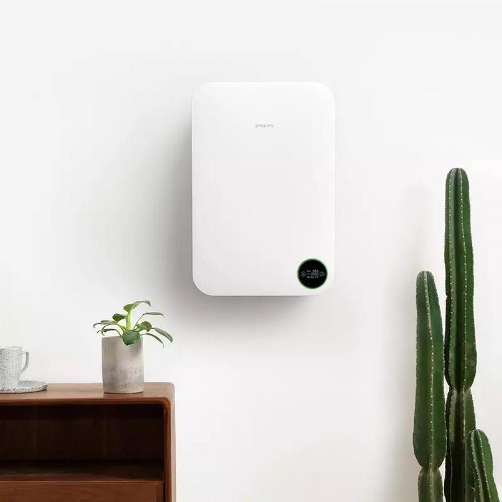 Приточный воздухоочиститель бризер Xiaomi SmartMi Fresh Air System Wall Mounted White (XFXT01ZM)