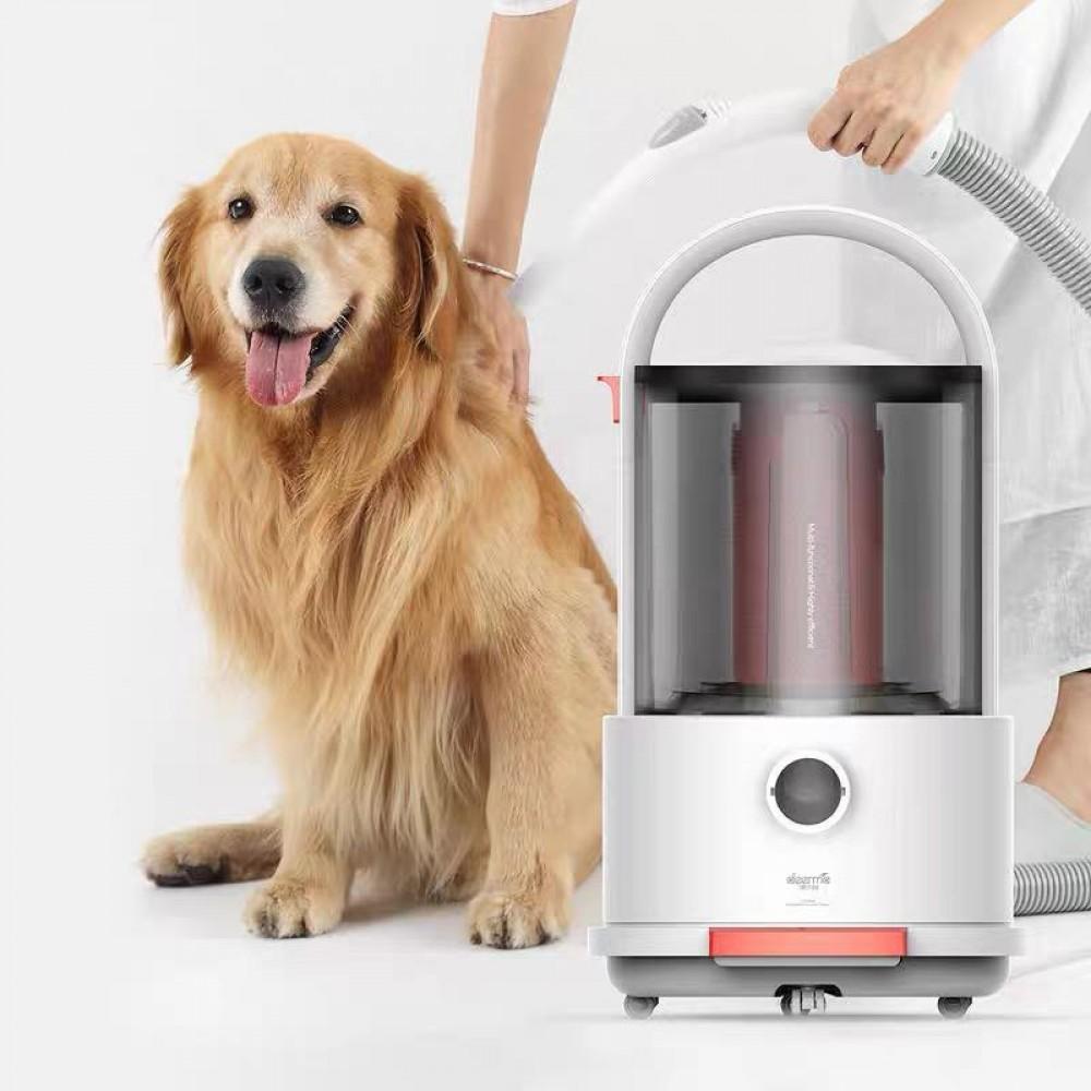 Пылесос Xiaomi Deerma Vacuum Cleaner TJ200, белый