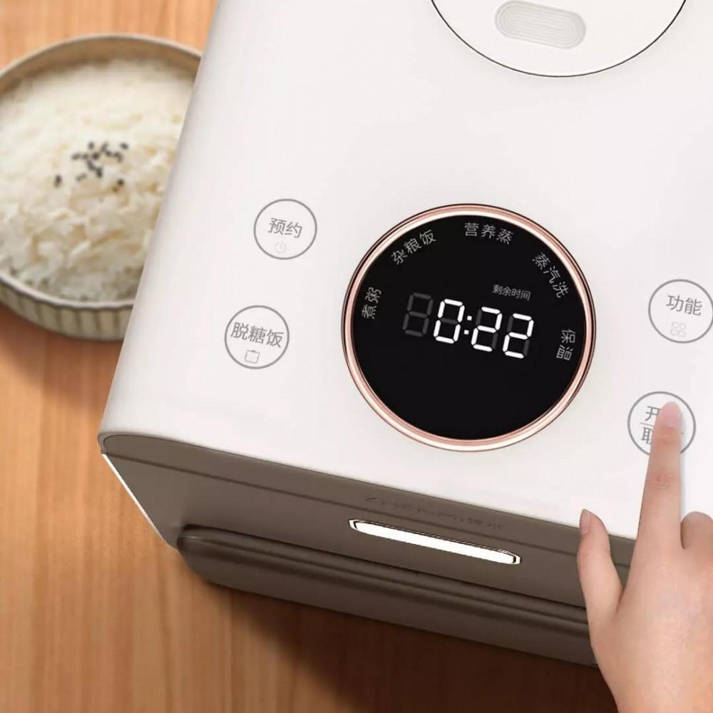 Рисоварка Xiaomi Zhenmi Desaturated Steam Health Rice Cooker 3L