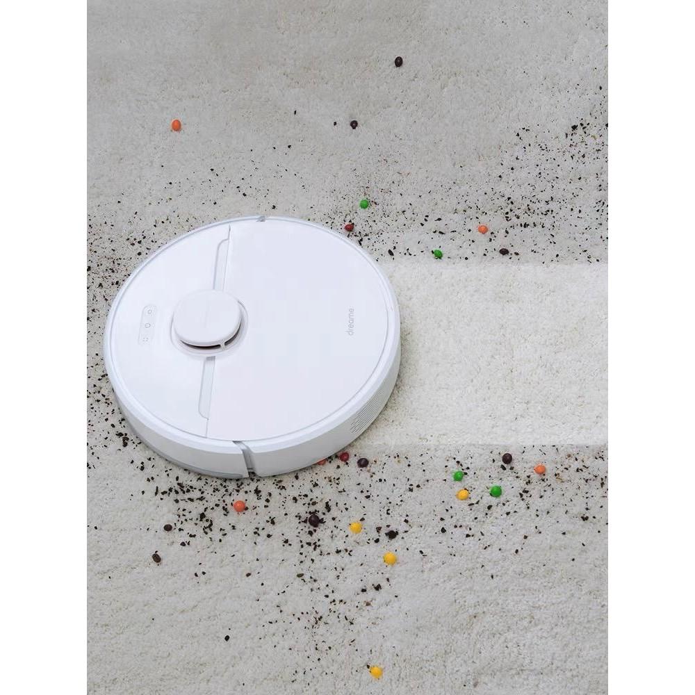 Робот-пылесос Dreame Robot Vacuum Cleaner White D9