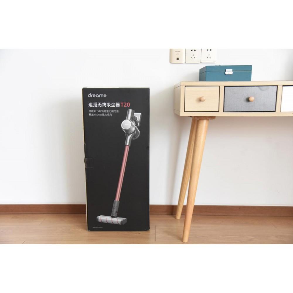 Ручной беспроводной пылесос Xiaomi Dreame T20 Vacuum Cleaner Red VTE1