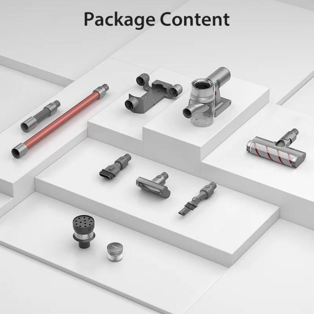 Ручной беспроводной пылесос Xiaomi Dreame V11 Cordless Vacuum Cleaner Red (VVN6)