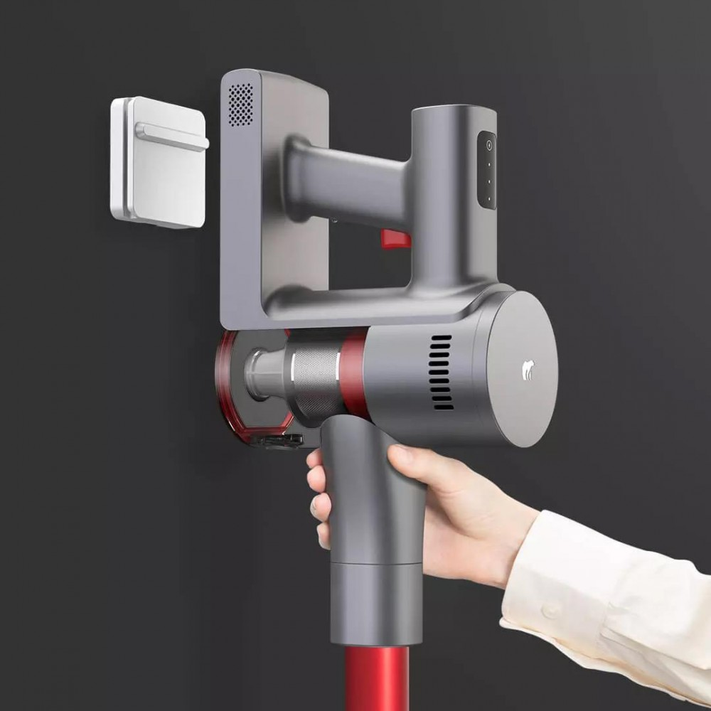 Ручной беспроводной пылесос Xiaomi Shunzao Made Lightweight Wireless Handheld Vacuum Cleaner L1 Red