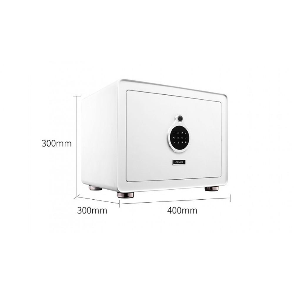 Сейф электронный Xiaomi CRMCR Electronic Safe (BGX-X1-30TM) White