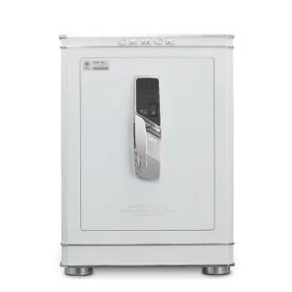 Умный сейф с датчиком отпечатка пальцев Xiaomi CRMCR Electronic safe (FDG-A1/D-65AN) White