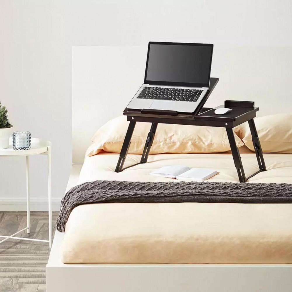 Складной стол-подставка под ноутбук Xiaomi IZW Orange House Multifunctional Folding Computer Desk Black (CSMJ8742)