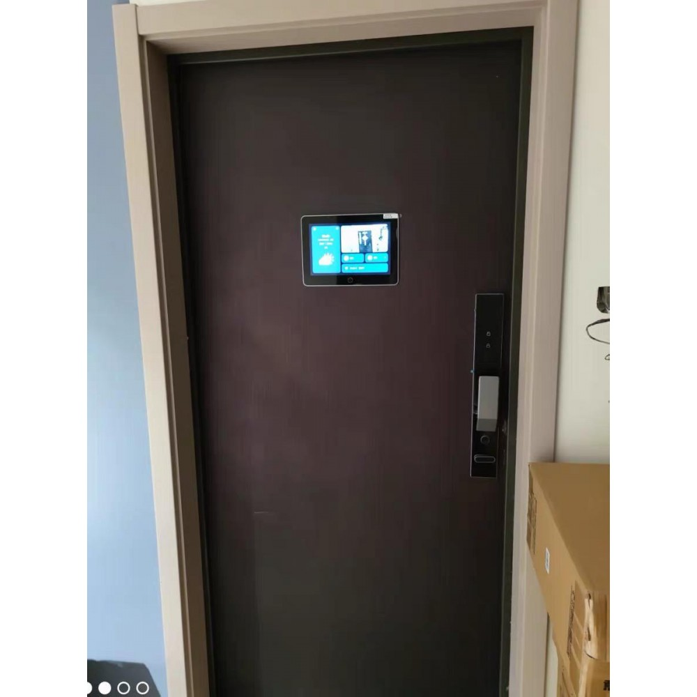 Умная дверь Xiaomi Xiaobai Smart Door H1 Right Outside Open Black
