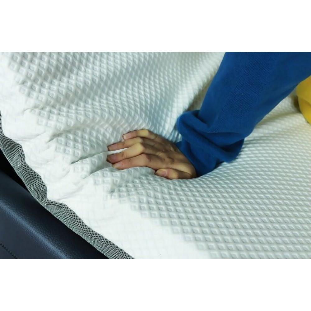Умная двуспальная кровать Xiaomi 8H Smart Electric Bed Pro Milan RM (умное основание и латексный матрас Schcott)