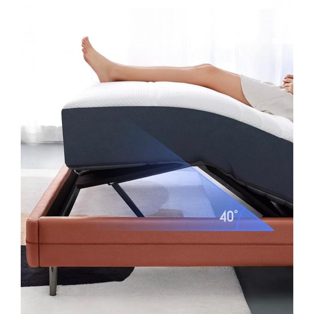 Умная двуспальная кровать Xiaomi 8H Smart Electric Bed Pro Milan TZ (умное основание и ортопедический матрас)