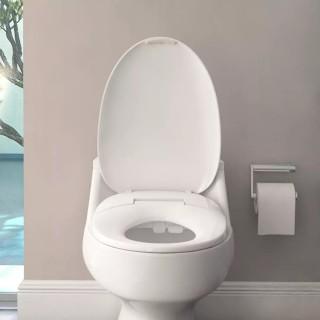 Умная крышка для унитаза с сушкой Xiaomi Whale Spout Smart Toilet Cover Pro Edition White (LY-ST1808-008B)