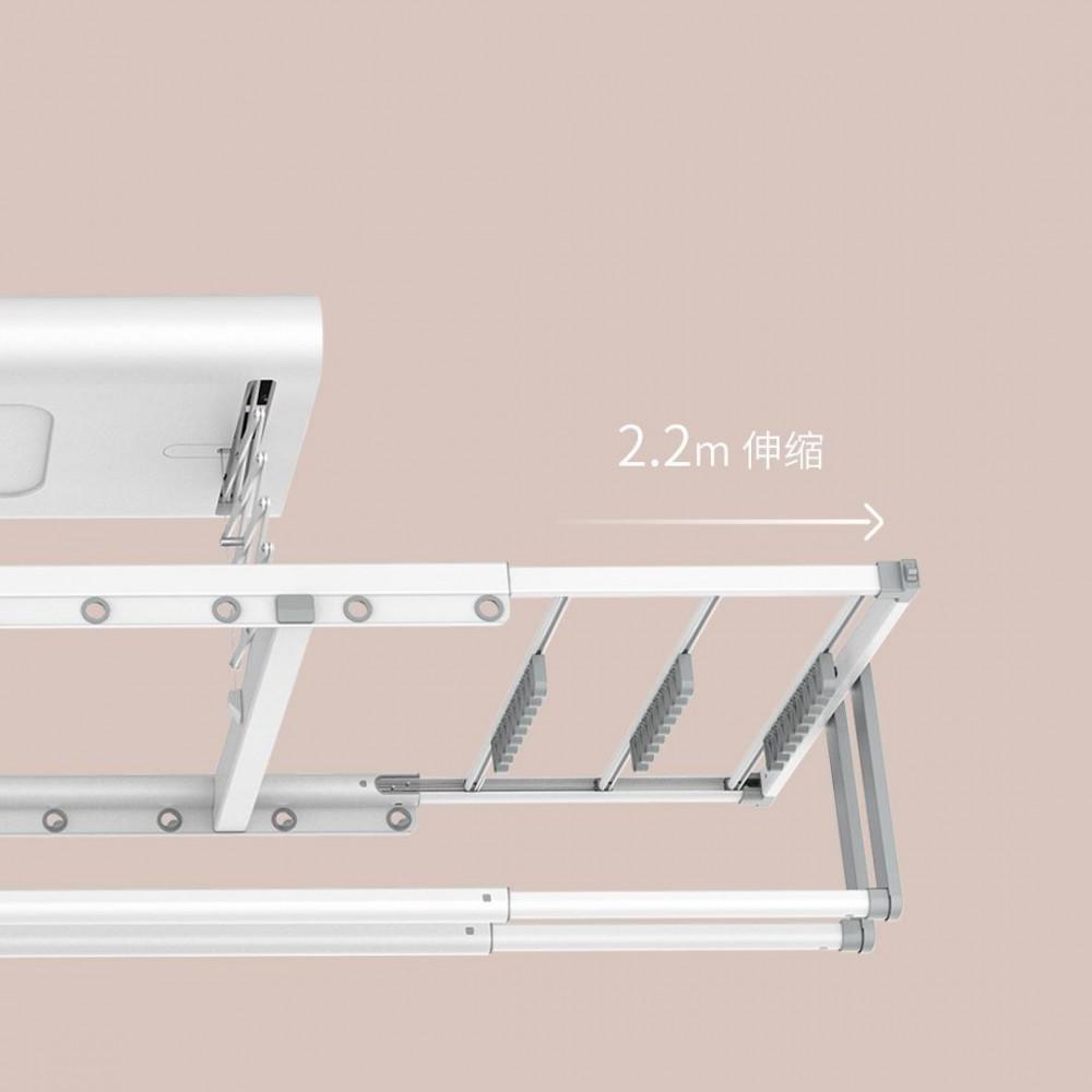 Умная сушилка для белья Xiaomi Mr Bond Intelligent Clothes Dryer M1T Pro Silver