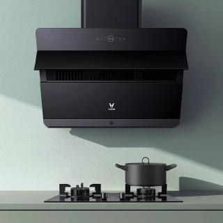 Комплект умной кухонной вытяжки и газовой плиты Xiaomi Viomi Yunmi Wing