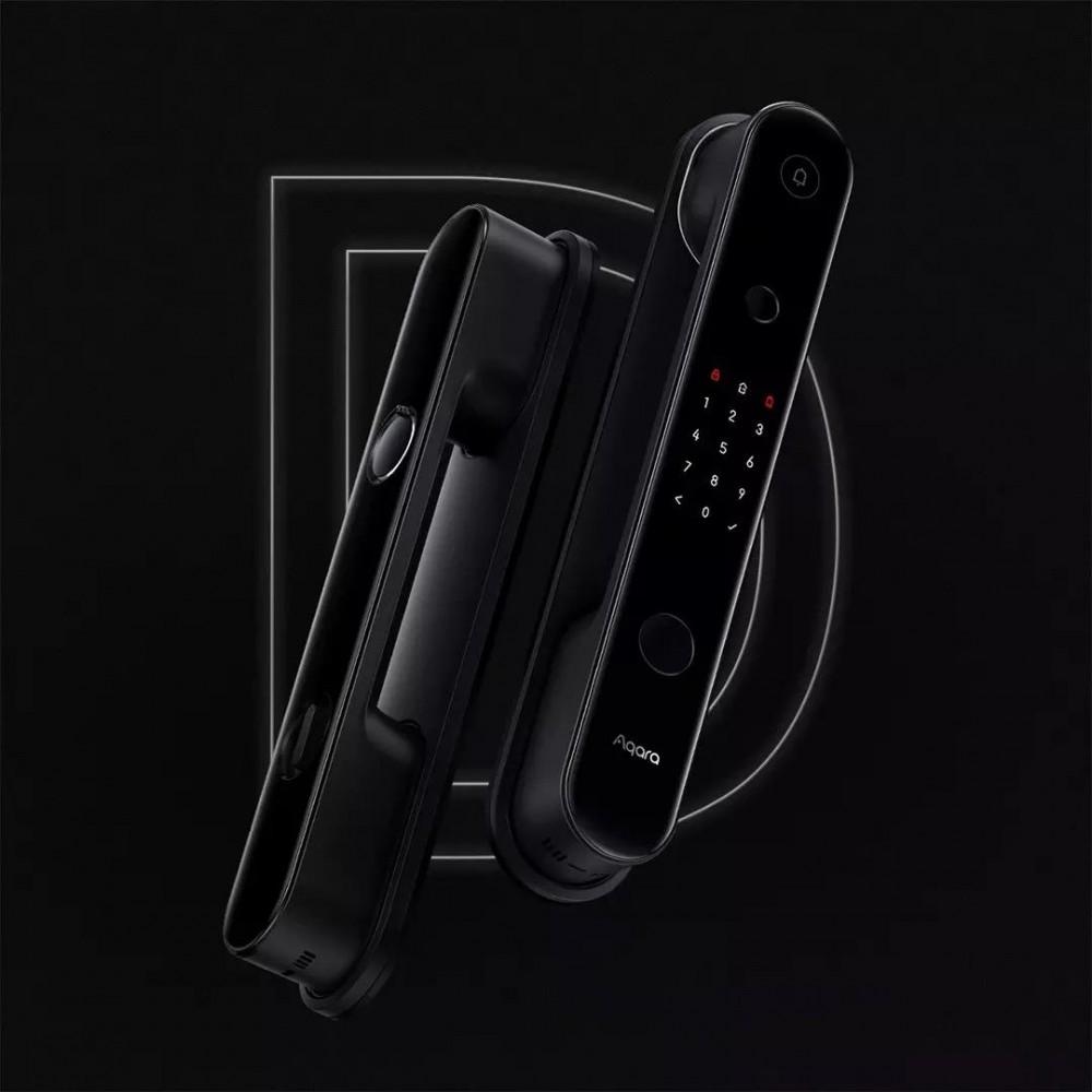 Умный дверной замок Xiaomi Aqara Smart Push And Pull Lock D100 (ZNMS20LM)