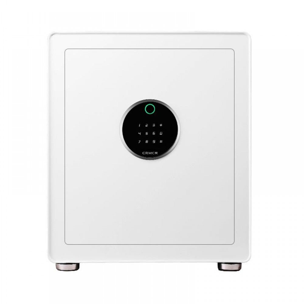 Умный электронный сейф с датчиком отпечатка пальца Xiaomi CRMCR Cayo Anno Fingerprint Safe Deposit Box 45Z (BGX-X1-45MP)
