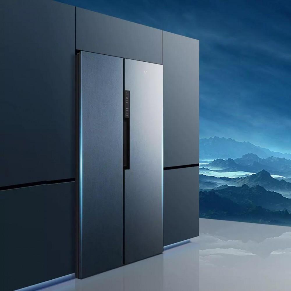 Умный холодильник Xiaomi Viomi Internet Refrigerator ILive2 528L (BCD-528WMSAD03A)