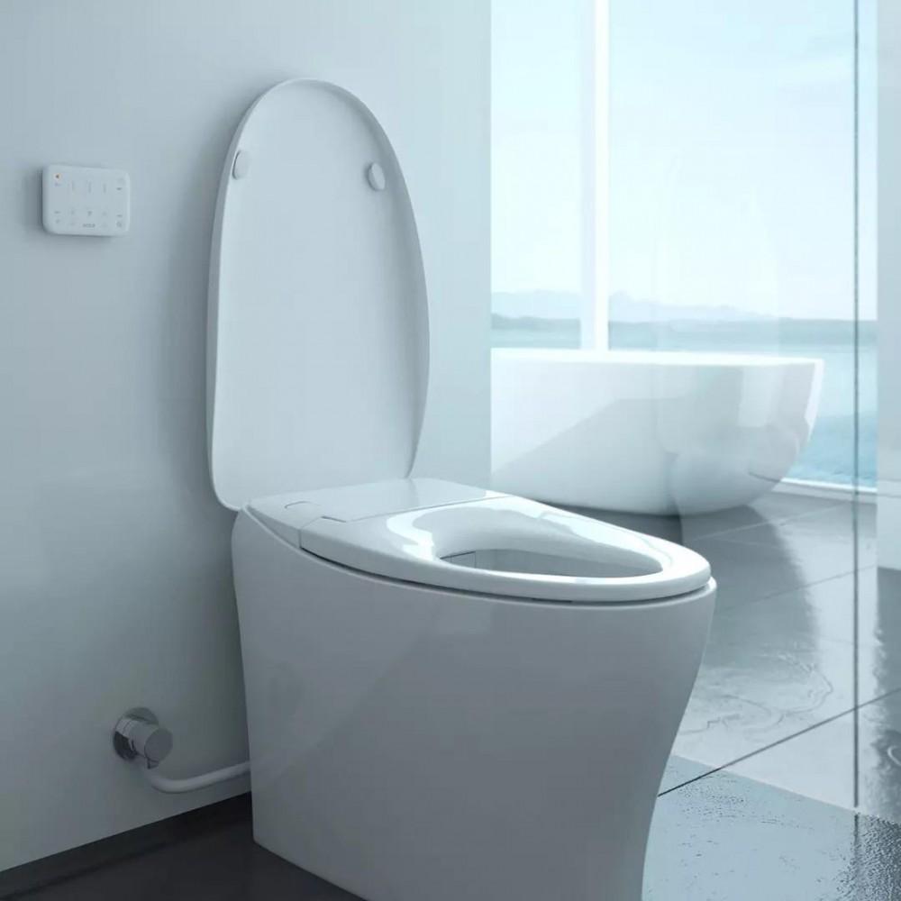 Умный унитаз Xiaomi Small Whale Wash Integrated Toilet Version Relax (версия с опцией массажа)