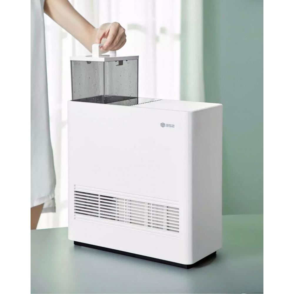 Увлажнитель воздуха Xiaomi 352 Skin Mistless Humidifier 5.3L White (H70)