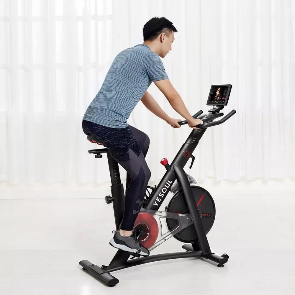 Велотренажёр с виртуальным тренером Xiaomi Yesoul M3 Smart Cycling Bike