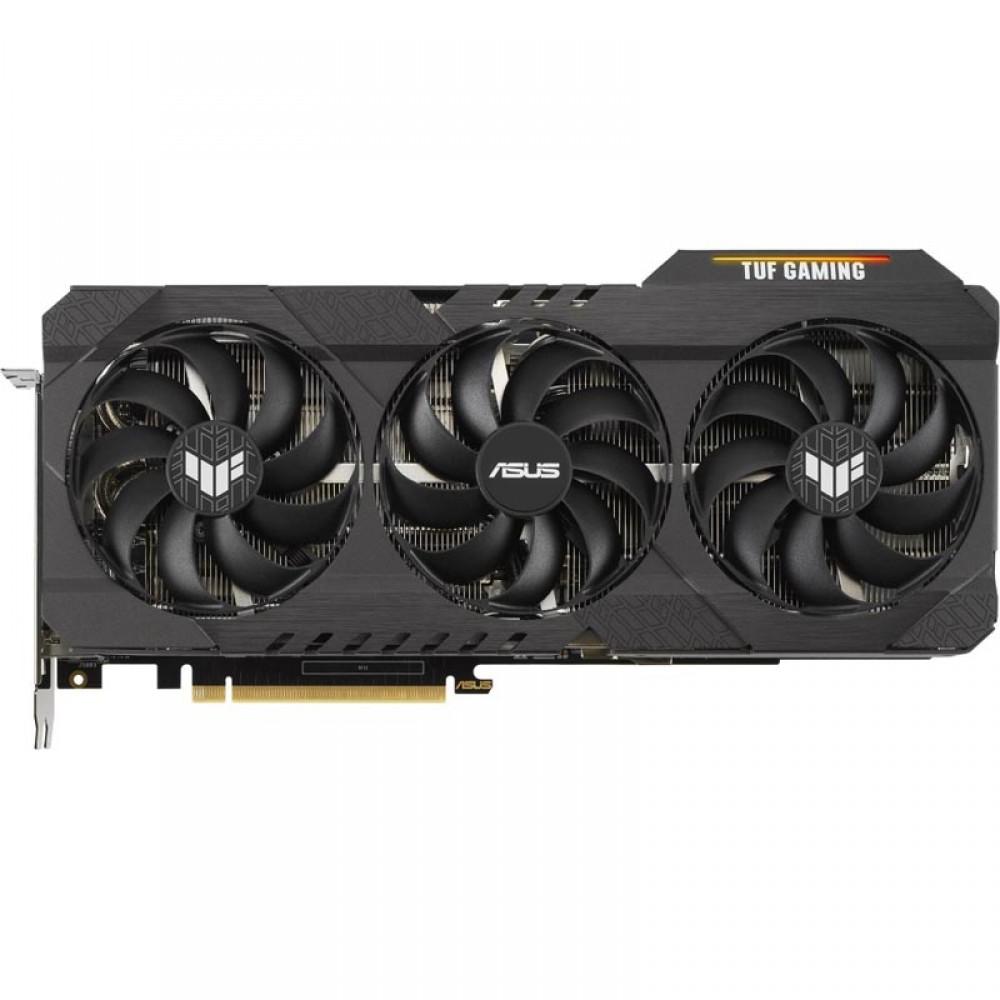 Видеокарта ASUS nVidia GeForce RTX 3080 TUF Gaming 1440Mhz PCI-E 10240Mb 19000Mhz 320 bit 2xHDMI 3xDP TUF-RTX3080-O10G-GAMING