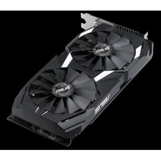 Видеокарта ASUS Radeon RX 580 1360Mhz PCI-E 3.0 8192Mb 8000Mhz 256 bit DVI 2xHDMI HDCP DUAL-RX580-O8G OEM