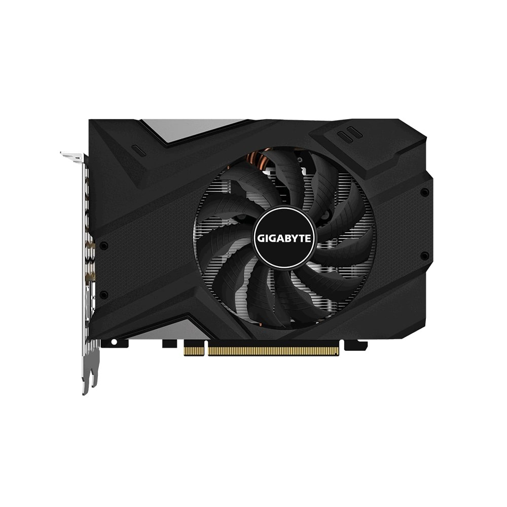 Видеокарта GigaByte GeForce RTX 2060 Mini ITX OC 1695Mhz PCI-E 3.0 6144Mb 14000Mhz 192 bit HDMI 3xDP HDCP GV-N2060IXOC-6GD / GV-N2060IXOC-6GD V2.0