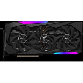 Видеокарта GigaByte GeForce RTX 3060 Ti 8Gb Aorus Master GV-N306TAORUS M-8GD