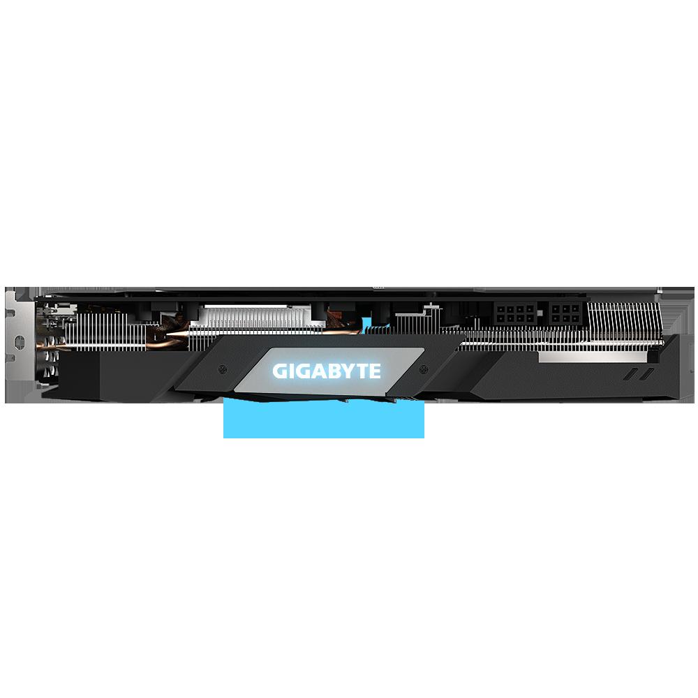 Видеокарта GigaByte Radeon RX 5700 XT 1650Mhz PCI-E 4.0 8192Mb 14000Mhz 256-bit HDMI 3xDP GV-R57XTGAMING OC-8GD / v2