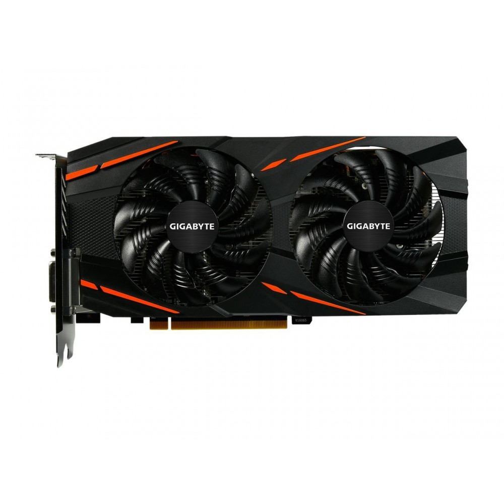 Видеокарта GigaByte Radeon RX 570 1244Mhz PCI-E 3.0 8192Mb 7000Mhz 256 bit HDMI DP HDCP GV-RX570GAMING-8GD