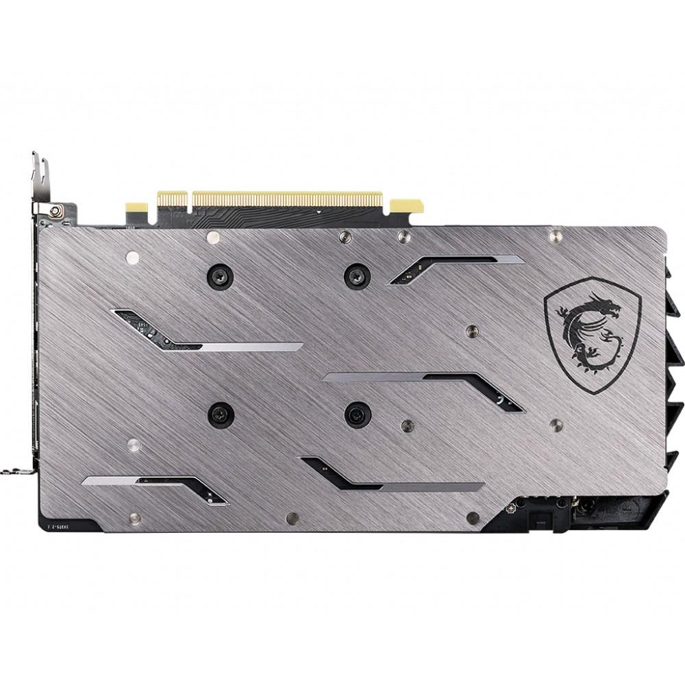 Видеокарта MSI GeForce GTX 1660 Ti GAMING 1770Mhz PCI-E 3.0 6144Mb 12000Mhz 192 bit HDMI HDCP GTX 1660 Ti GAMING 6G