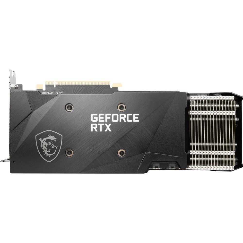 Видеокарта MSI GeForce RTX 3070 14000Mhz PCI-E 3.0 8192Mb 256-bit DP HDMI DVI RTX 3070 VENTUS 3X OC