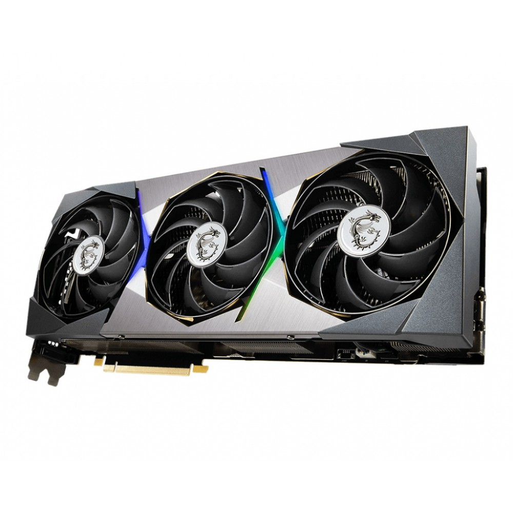 Видеокарта MSI GeForce RTX 3080 Suprim X 10G 1920Mhz 10240Mb 19000Mhz 320bit 3xDP HDMI RTX 3080 SUPRIM X 10G