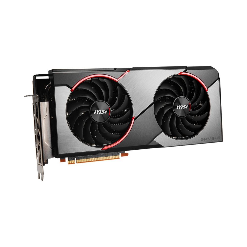 Видеокарта MSI Radeon RX 5700 XT Gaming X 1730Mhz PCI-E 4.0 8192Mb 14000Mhz 256 bit DPx3 HDMI RX 5700 XT Gaming X