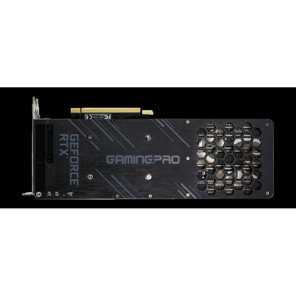 Видеокарта Palit GeForce RTX 3060 Ti Gaming Pro 8G 1410Mhz PCI-E 3.0 8192Mb 14000Mhz 256 bit HDMI 3xDP NE6306T019P2-1041A
