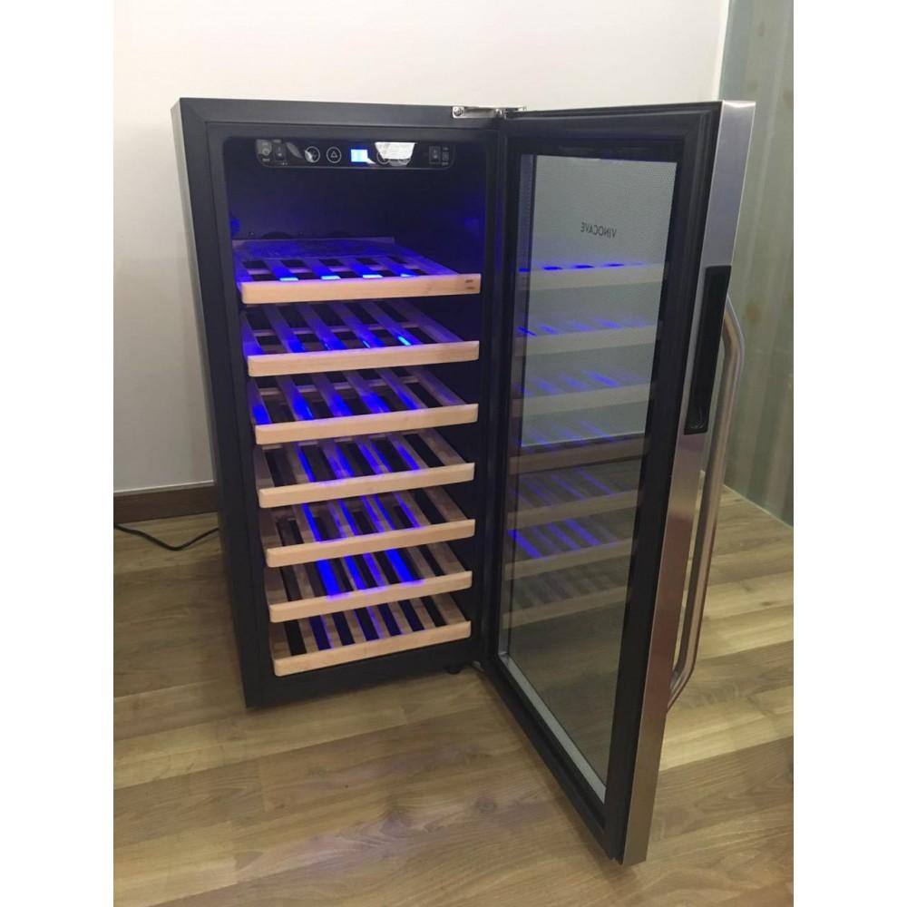 Винный шкаф с постоянной температурой и воздушным охлаждением Xiaomi Vino Kraft Wine Cabinet 36 bottles (JC-100MI)