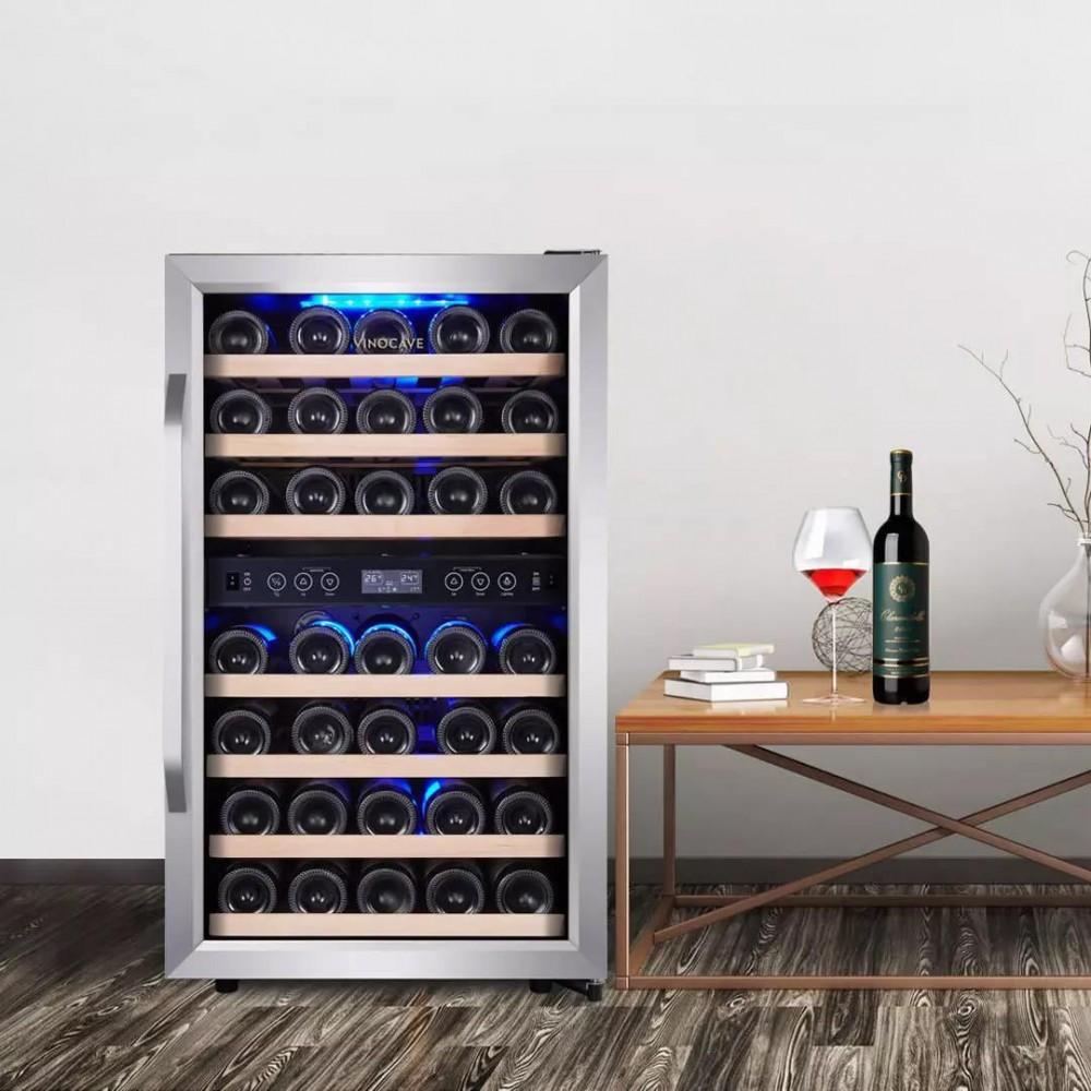 Винный шкаф с постоянной температурой и воздушным охлаждением Xiaomi Vino Kraft Wine Cabinet 45 bottles (JC-120MI)