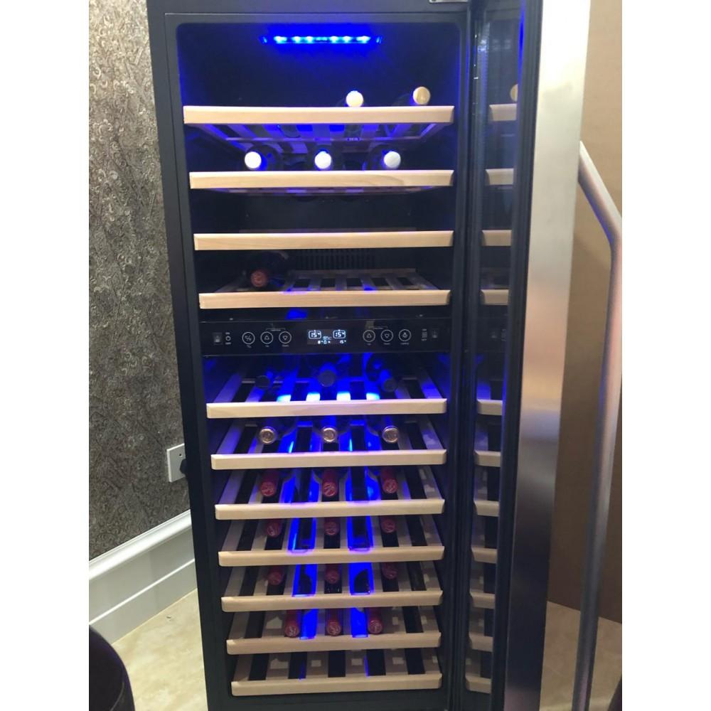 Винный шкаф с постоянной температурой и воздушным охлаждением Xiaomi Vino Kraft Wine Cabinet 73 bottles (JC-200MI)