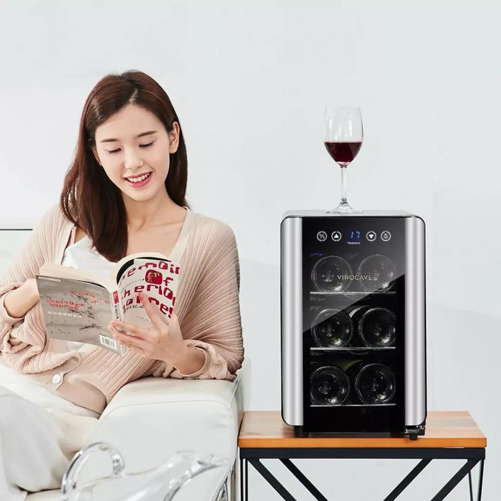 Винный шкаф Xiaomi Vinocave Wine Fridge SC-06A на 6 мест