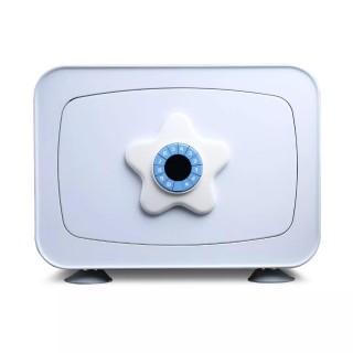 Детский сейф Xiaomi CRMCR Card Child Safe Deposit Box (Blue)