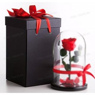 Коробка для розы в колбе