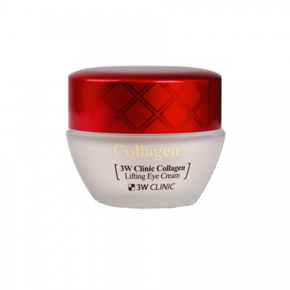 3W CLINIC КОЛЛАГЕН/Крем для глаз Collagen Lifting Eye Cream, 35 мл