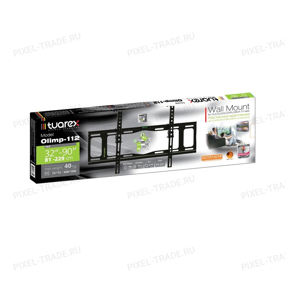 TUAREX OLIMP-112 BLACK
