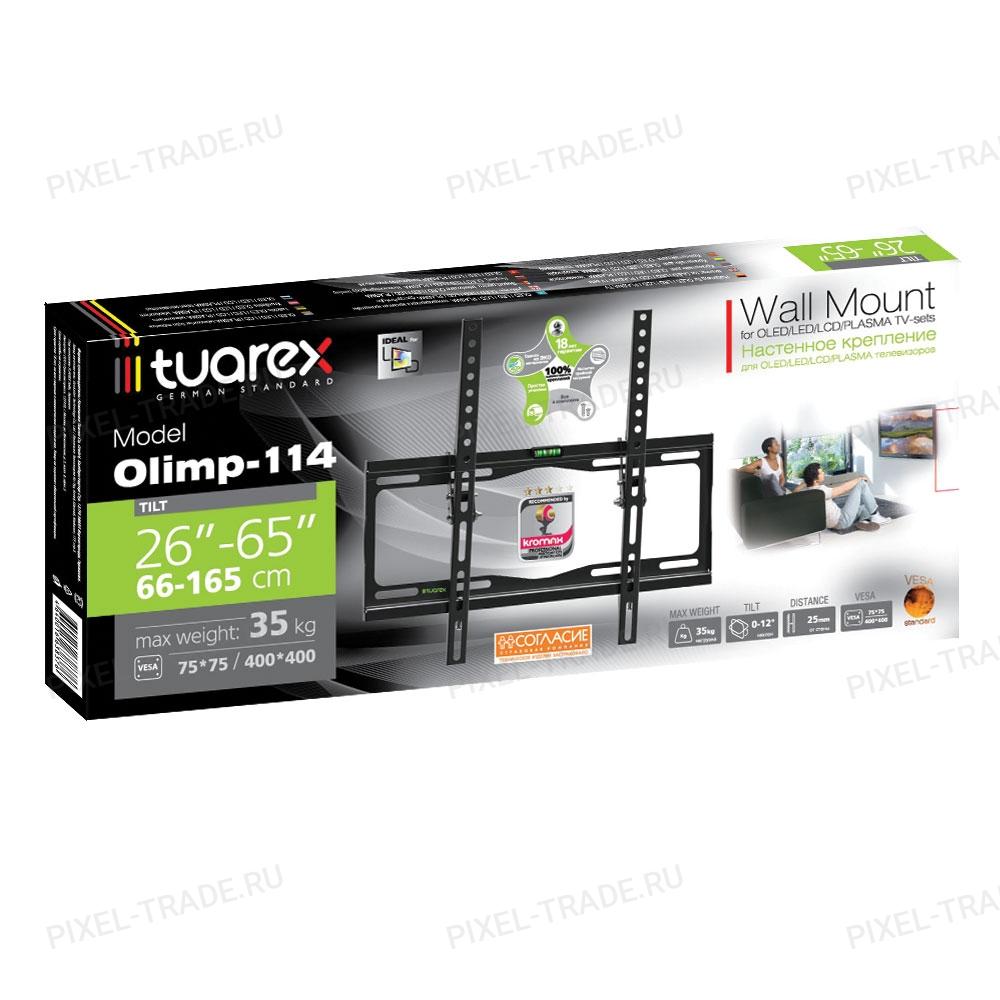 TUAREX OLIMP-114 BLACK