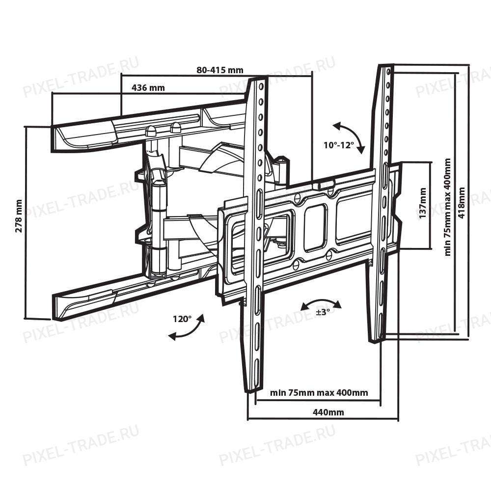 TUAREX OLIMP-407 BLACK