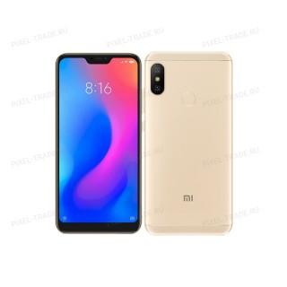 Смартфон Xiaomi Mi A2 Lite 64Gb Gold EU (Global Version)