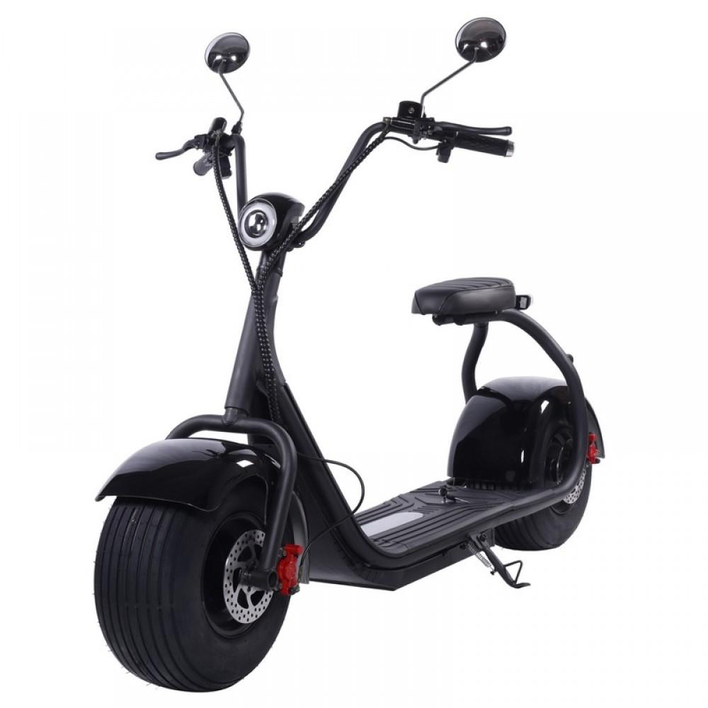 Электромотоцикл Kugoo C2