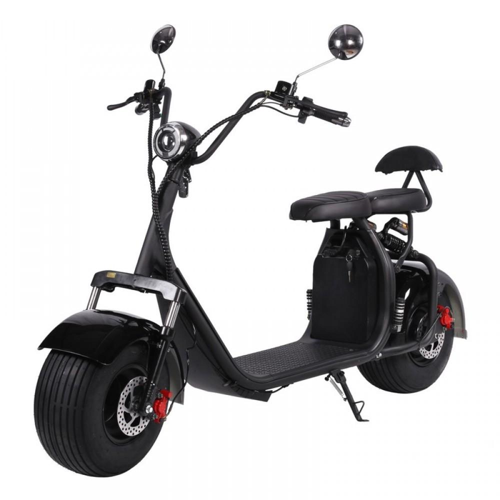 Электромотоцикл Kugoo C2 Pro