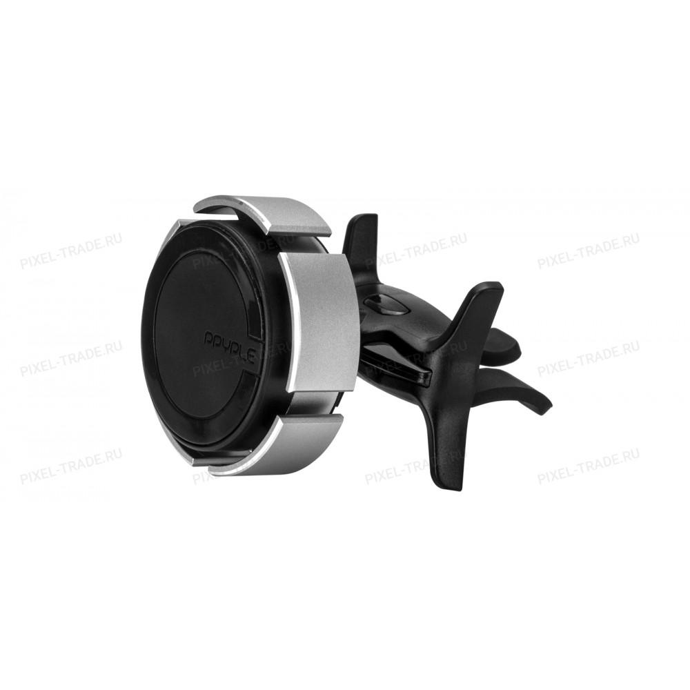 Магнитный автомобильный держатель Ppyple AirView M в воздуховод для телефона