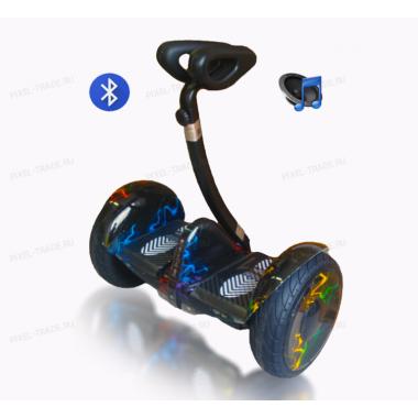 Мини-сигвей MINI-ROBOT Цветная молния