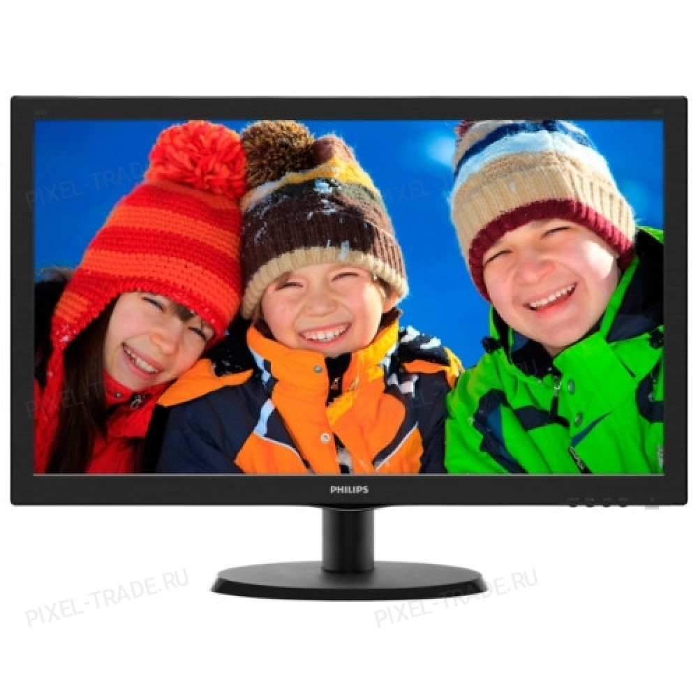 "МОНИТОР 18.5"" PHILIPS 193V5LSB2/62(10)"