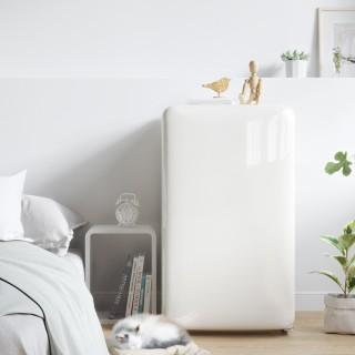 Мини-холодильник Xiaomi Xiaoji Mini Retro Refrigerator Light Series